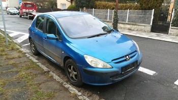 Peugeot 307 1.4 HDi 50 kW