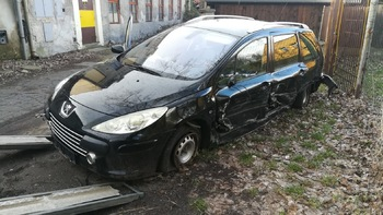 Peugeot 307 1.6 HDi 80 kW