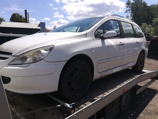Peugeot 307 2.0 HDi 79 kW