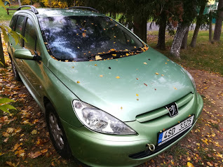 Peugeot 307 2.0 HDi 66 kW